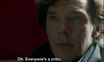 S critic